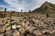 exploring the Giants Causeway