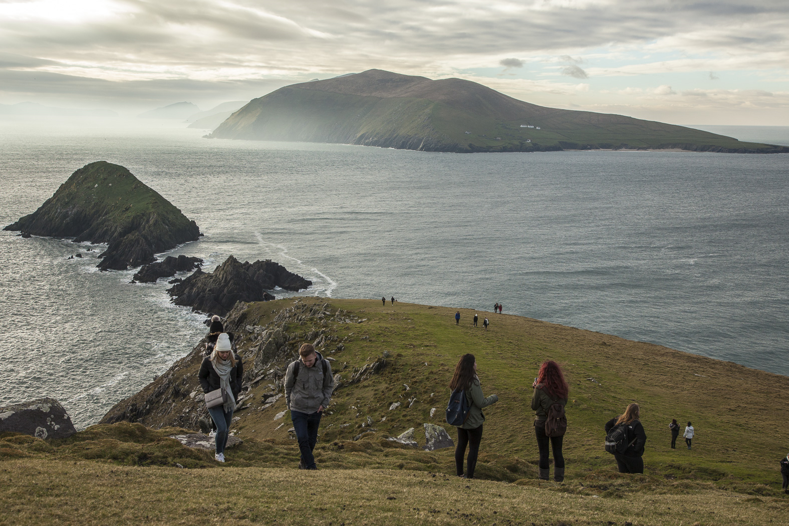 PRIVATE TOUR DINGLE PENINSULA (from Tralee or Killarney)