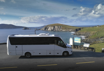 small group bus tours Ireland