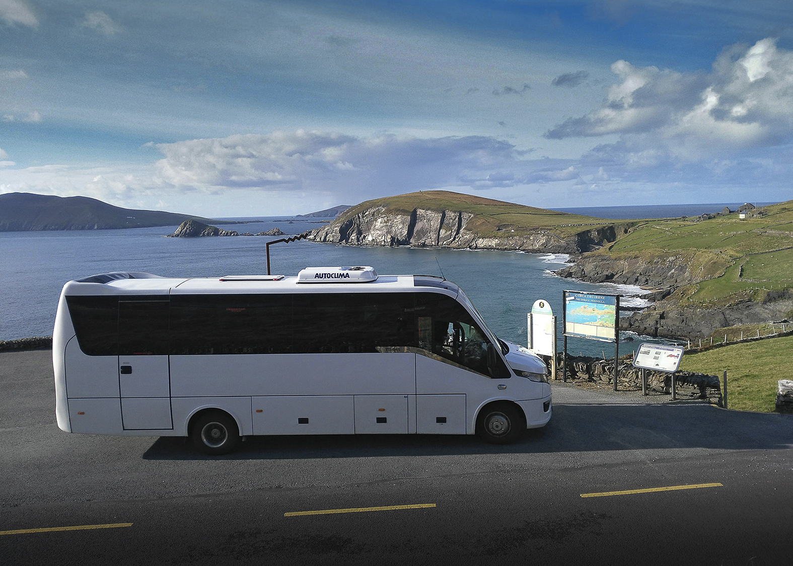 4 DAY HAVEN COAST & KERRY HIGHLANDS TOUR – Small Group Tour (Spring/Summer)