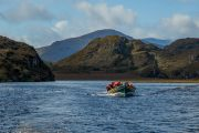 boat trip on the lakes of Killarney