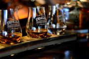 whiskey tour at Dingle Distillery with Irish Experience Tours