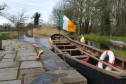 St. Patrick's Day on Boyne Boats