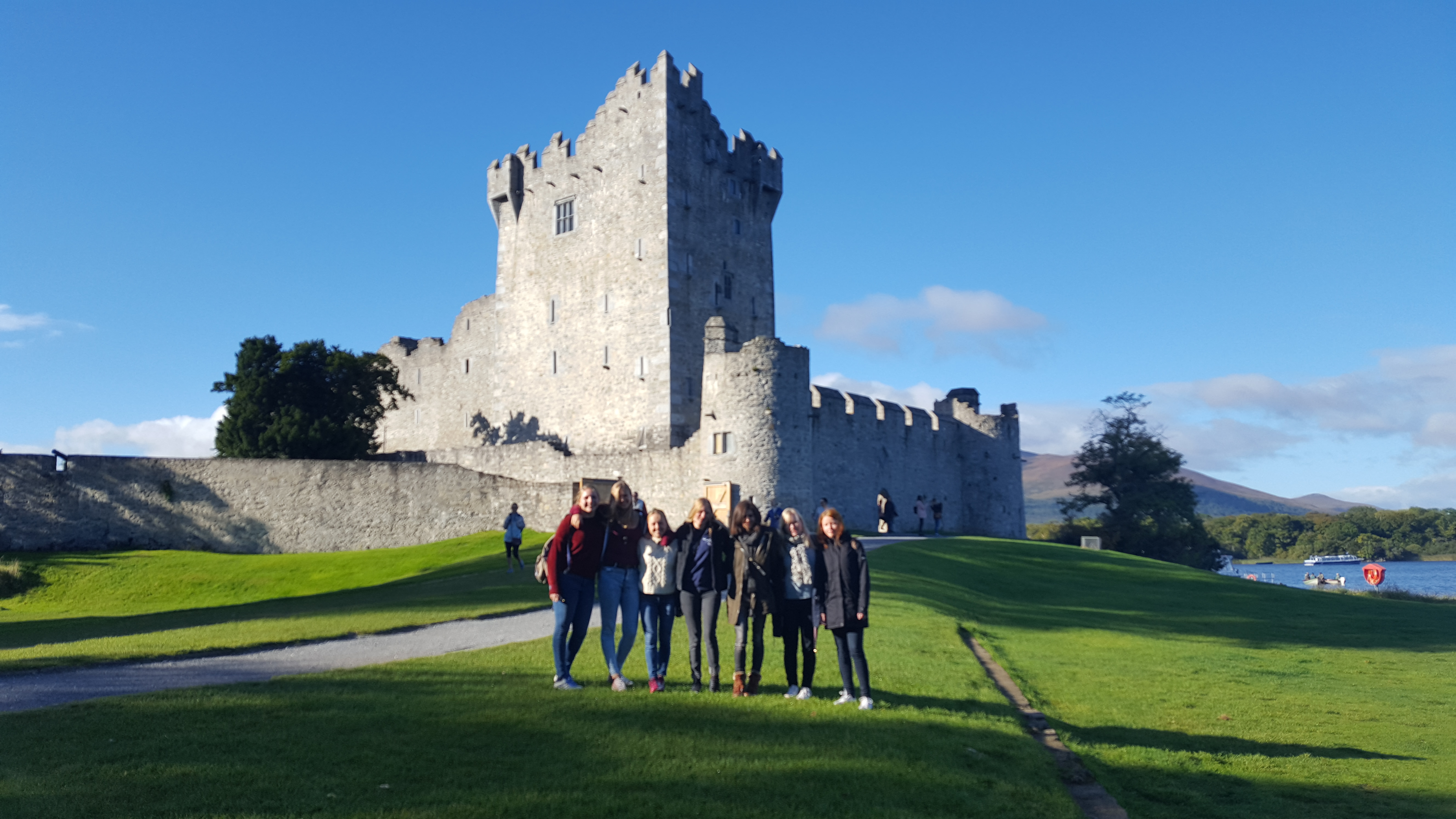 ross castle small group tours ireland