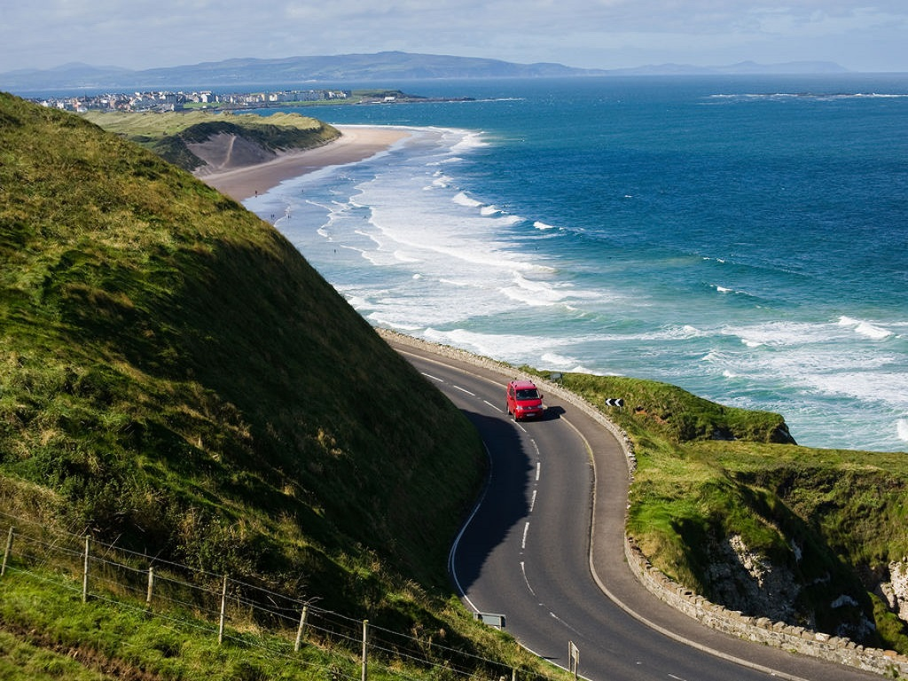 Private tour of Ireland in Northern Ireland