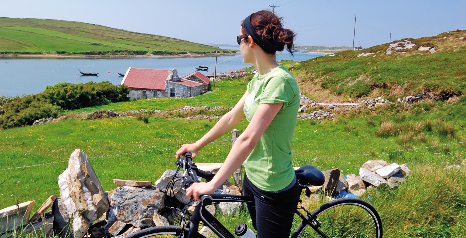 Easygoing E – Bike Tour Connemara Country